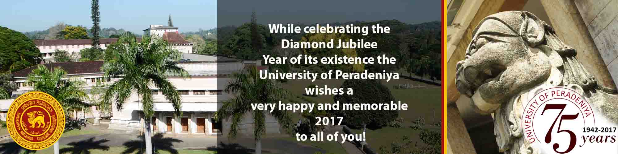 University of Peradeniya - Sri Lanka